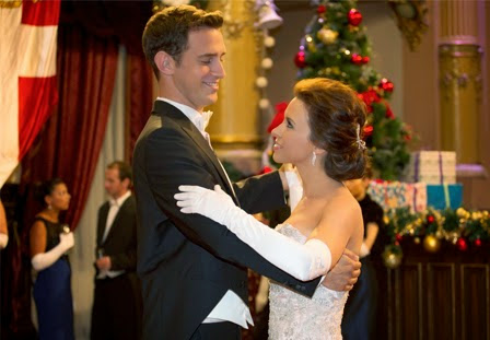 A Royal Christmas (2014) - Lacey Chabert Stars in Charming Seasonal Romance. A review of the Countdown to Christmas romance. Text © Rissi JC