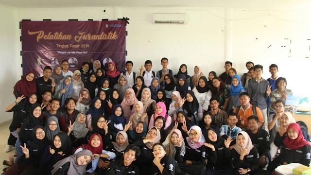 Pengalaman Seru Mengikuti Pelatihan Jurnalistik Tingkat Dasar 2019