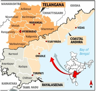 Most Crucial facts about Andhra Pradesh (The Rice Bowl of India)