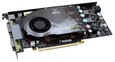 Nvidia GeForce 8800 GSフルドライバーをダウンロード