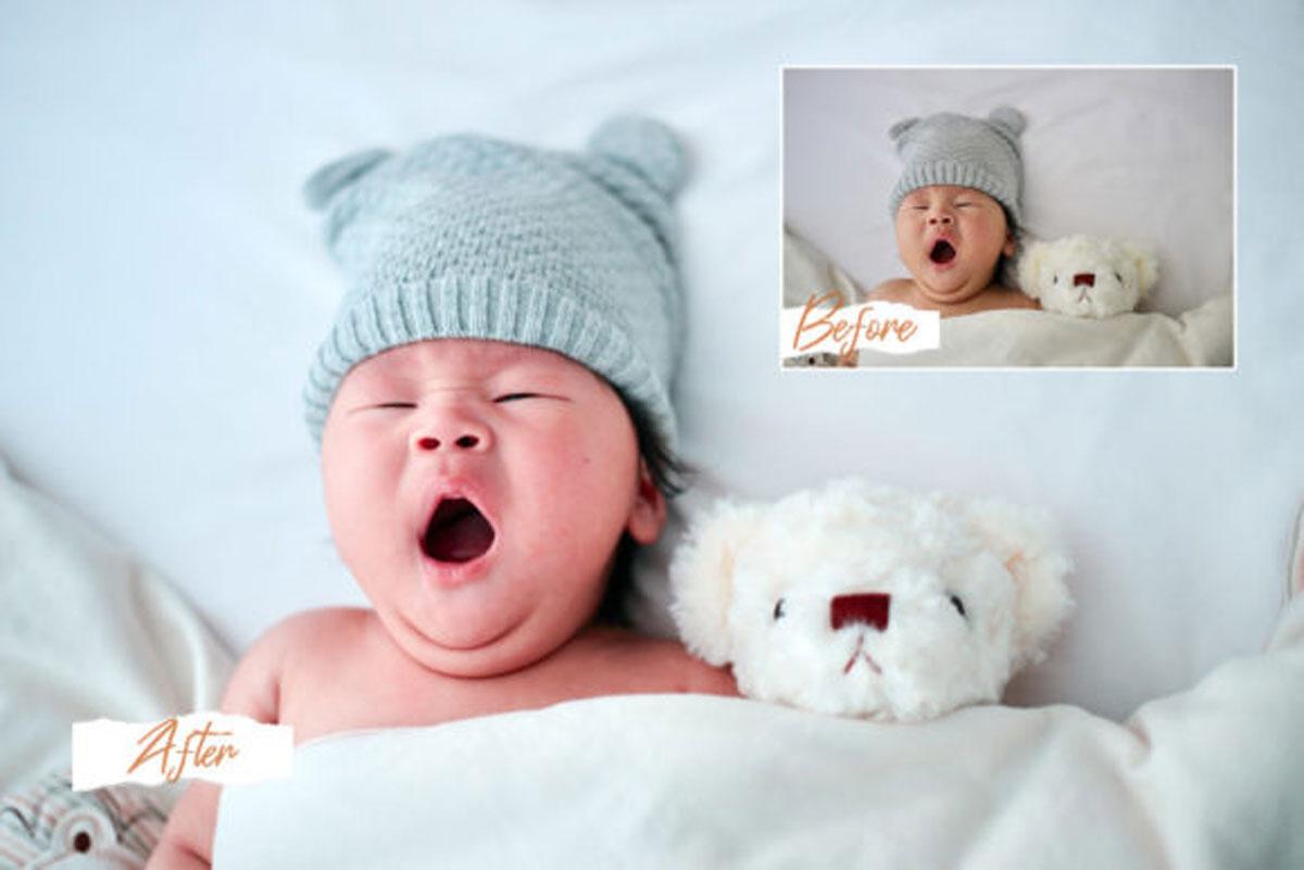6 Newborn Mood Mobile Lightroom Presets 4631987 vv