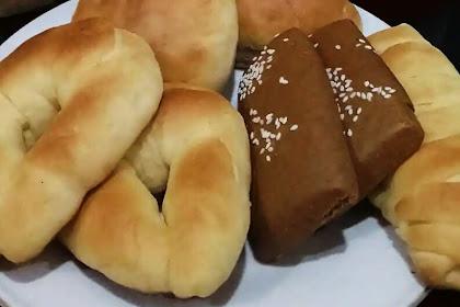 Cara Membuat Roti Tapal Kuda