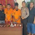 Tangkap 2 Pengedar, Polsek Perdagangan Sita 7 Paket Sabu