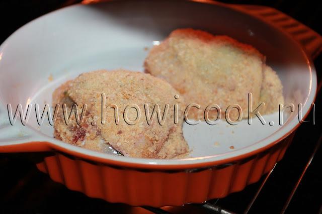 рецепт курицы с лимонной приправой в духовке