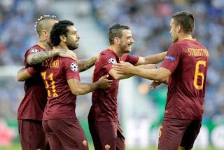 as roma di liga europa