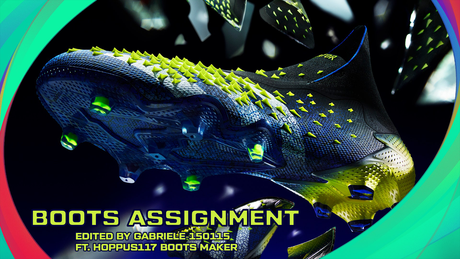 PES 2021 GABRI'S BOOTS ASSIGNMENT AIO VERSION 23/01/2021