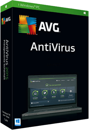 AVG Antivirus full con serial