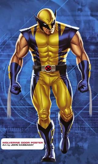 En Astonishing X-Men vemos a un Wolverine más realista