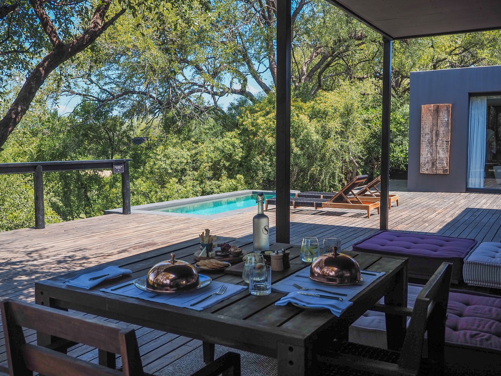 Euriental | luxury travel & style | Silvan Safari Lodge Sabi Sands, Tree Wisteria Suite