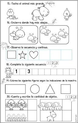 examen-evaluacion-diagnostica-primer-grado