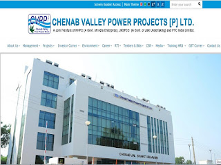 Chenab Valley Power Projects (CVPP) Recruitment 2019 for 18 Apprentices Posts jobcrack.online