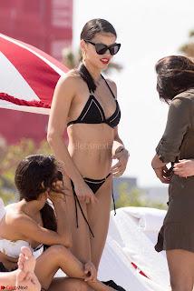 Priyanka Chopra in bikini in Miami with Adriana Lima 12th may 2017 ~ E Exclusive 014.jpg