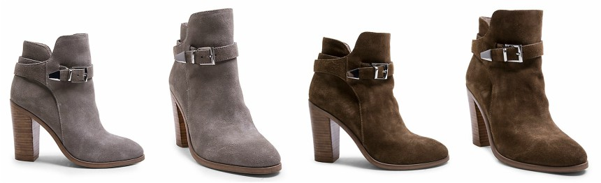 Steve Madden Ego Ankle Boots are on sale for only $50 (reg $130)