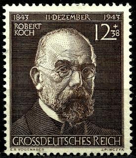German Reich 1944 Robert Koch