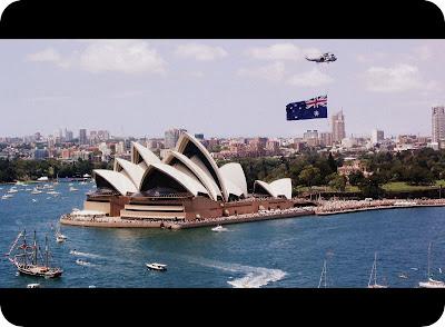 Sebutkan Karakteristik Ciri Benua Australia?