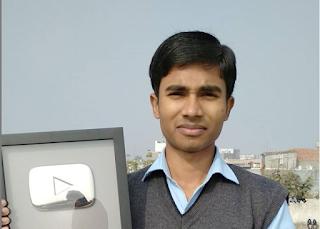 daya shankar , hindi sky , about become youtuber