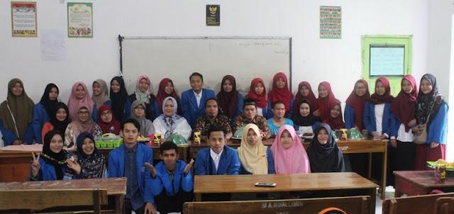 Mahasiswa FKIP Unismuh Makassar Selesai Program Magang 3