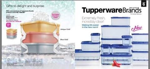 TUPPERWARE-KATALOG JUNE 2020