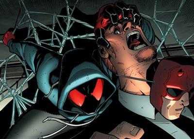 Kaine recogió el testigo de Ben Reilly y se convirtió en Scarlet Spider
