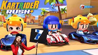 Download KartRider Rush Apk Terbaru