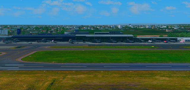 SBPAX2019 V2 - Aeroporto de Porto Alegre, RS [Prepar3D v4)