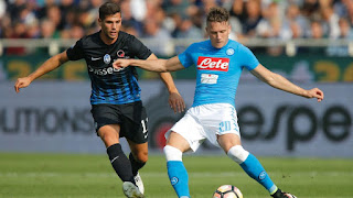Watch Atalanta vs Napoli live Streaming Today 03-12-2018 Italy Serie A