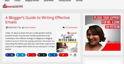 BasicBlogTips Blogging Blog