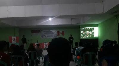 DPC GMNI Kendari Gelar Pembukaan PPAB yang di Hadiri oleh Gubernur Jawa Tengah