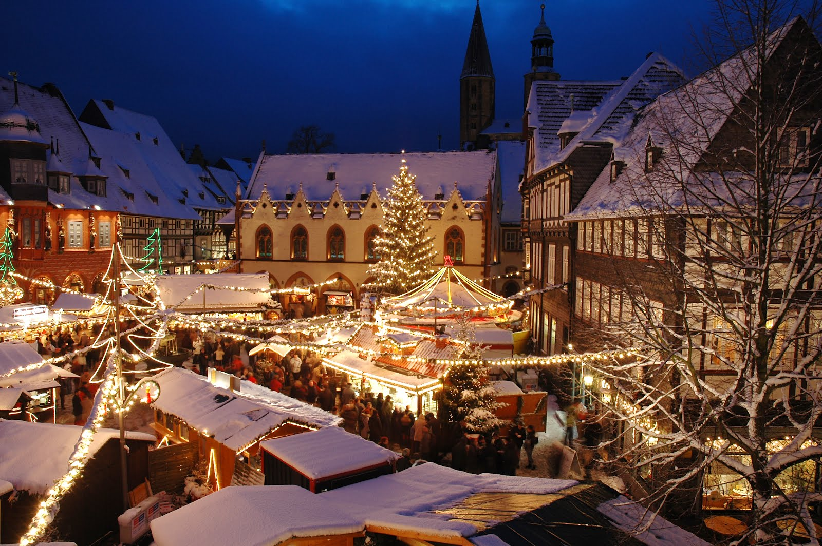 harz kurzurlaub plus weihnachtsmarkt in goslar. Black Bedroom Furniture Sets. Home Design Ideas