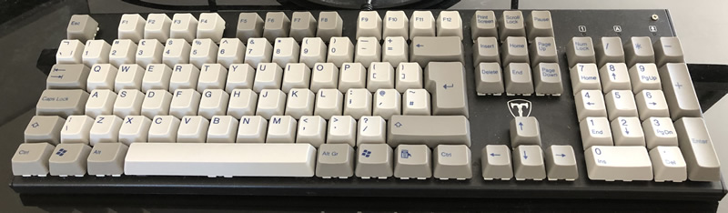 Bitwise Magazine: In Search Of The Perfect Keyboard