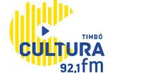 Rádio Cultura FM 92,1 de Timbó - Santa Catarina