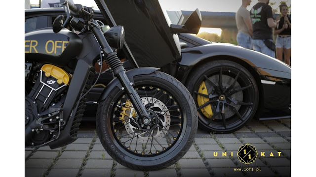 Indian Scout Bobber By Unikat Motorworks Hell Kustom