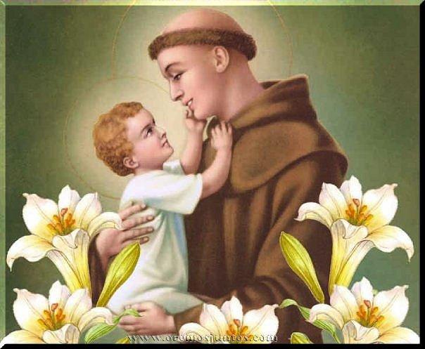 San Antonio En Dibujos Animados: ® Blog Católico Gotitas Espirituales ®: IMÁGENES DE SAN