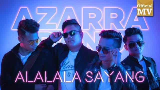Azarra Band - Alalala Sayang
