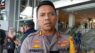 Polres Cirebon Antisipasi Massa Datang Ke Jakarta