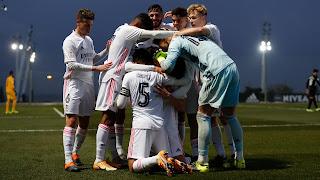 Golpe al líder. Real Madrid Castilla 3-1 San Sebastián de los Reyes.