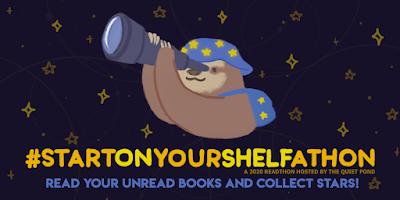 #StartOnYourShelfathon Reading Challenge