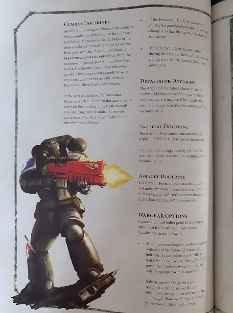 Deathwatch White Dwarf