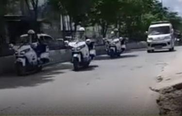 Sopir Ambulance Takut Lewati Rombongan Presiden, Tanggapan Pak Jokowi Sangat Mengejutkan!!!