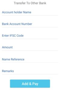 how to transfer money to bank all proof