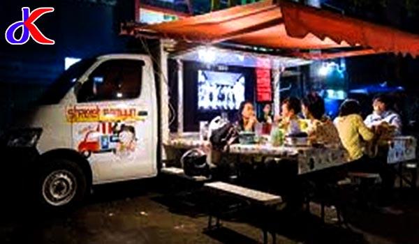 Bisnis food truck sangat menarik saat ini