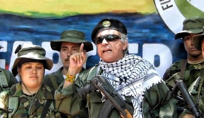 Tropas especiales cubanas en conjunto con tropas venezolanas, abatieron al terrorista colombiano Jesús Santrich en las montañas del Escambray cubano