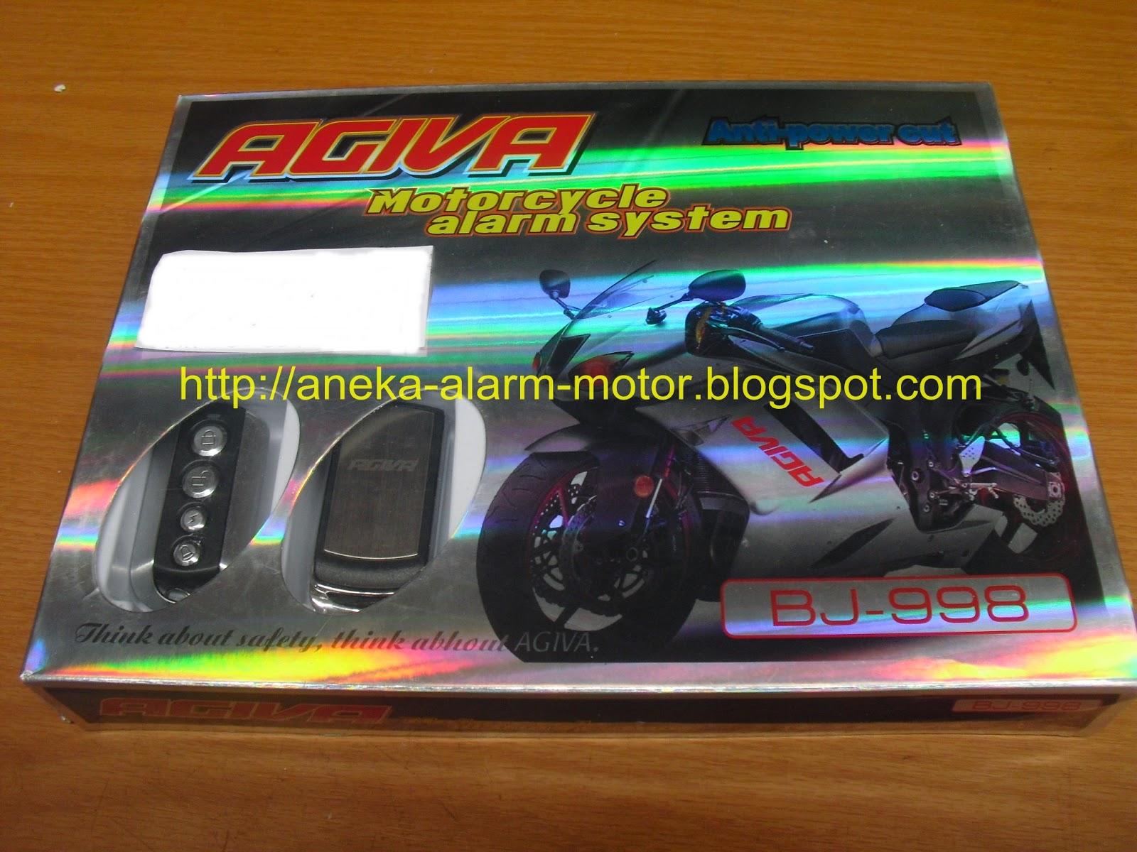 ALARM MOTOR AGIVA