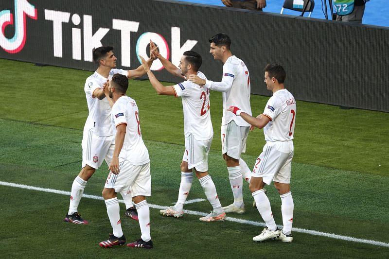 موعد مباراة كرواتيا واسبانيا اليوم