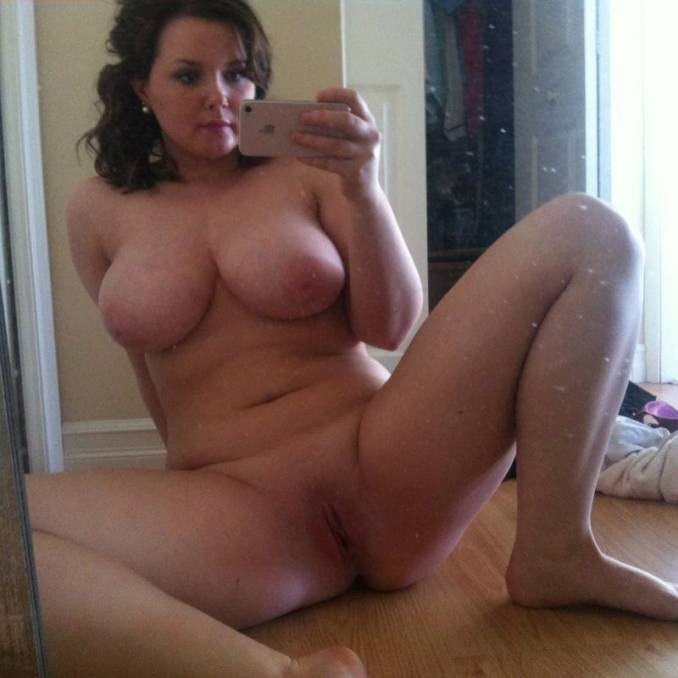 Mature self pic tits