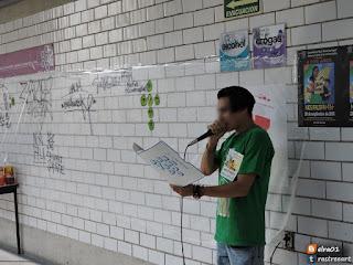 presentación de la exposición pictórica Style Graff y Priority Mail CDMX.