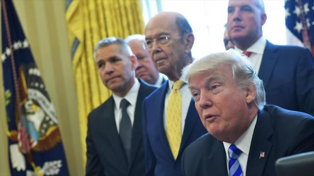 ABC: Gente muy peligrosa aconseja a Trump sobre terrorismo