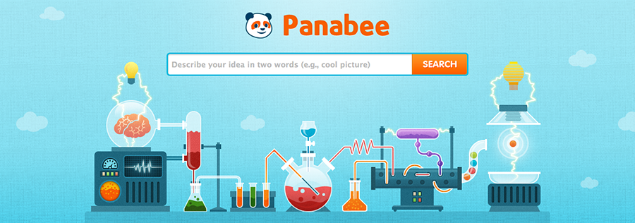 Panabee is a website name generator tool