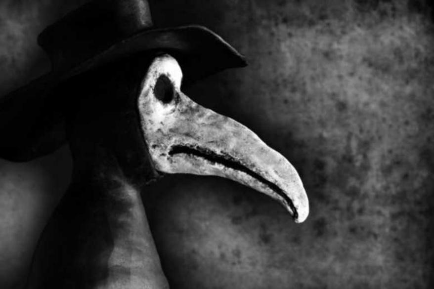black death, black plague