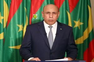 خطاب رئيس الجمهورية غزواني